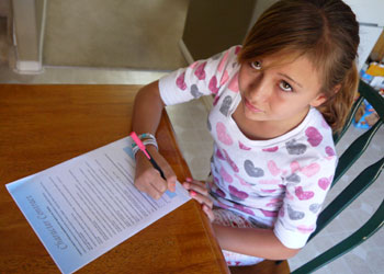 Teen Behavior Contract